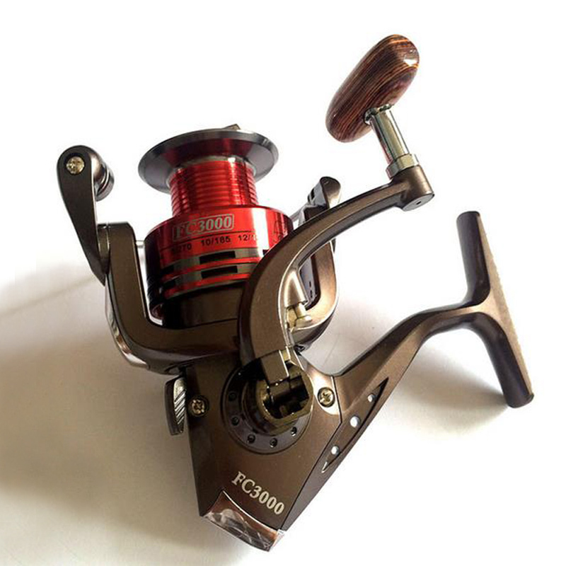New Arrival Hot 9+1BB Fishing Reel Daiwa Reels Spinning Reels High Quality Pre-Loading Spining Wheel Right/Left Interchangeable