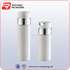 new model AS airless bottle,switch airless pump bottle frosted,30ml airless pump bottle with locking function