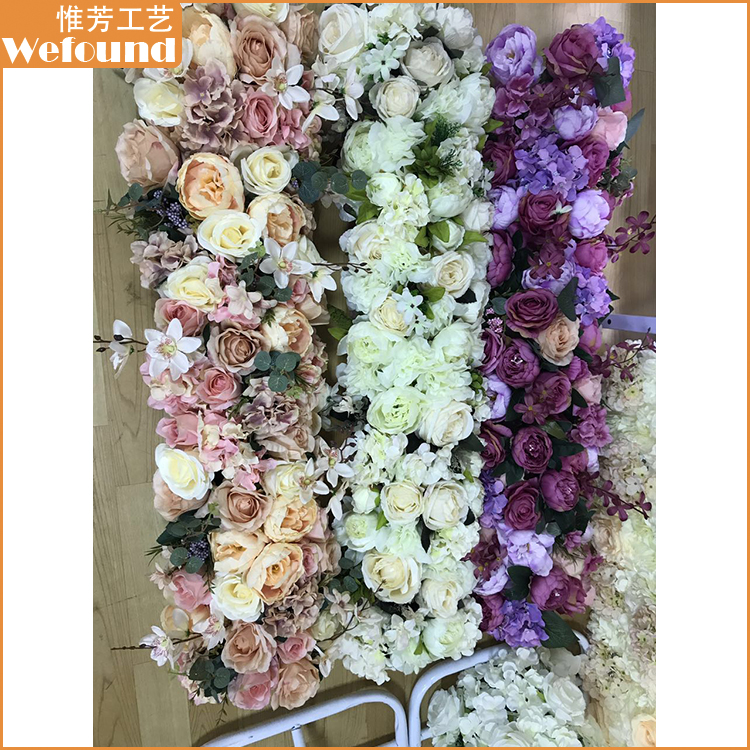 WEFOUND Artificial <strong>flower</strong>,home decoration rose fake <strong>flower</strong> bouquet, silk <strong>flowers</strong> artificial wall US $2.0-2.9 / Pieces