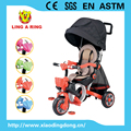 Good sale design baby trike with good canopy High quality kid's tricycle Best selling baby tricycle
