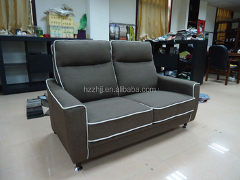 Low Price Inner Teak Wood Designs Black Fabric Sofa Set