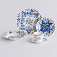 20pcs ceramic dinnerware ,porcelain with decal