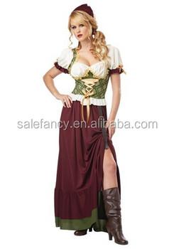 Wonderful Adult Gypsy Dance Costumes Fancy Dress Costumes For Sale QAWC 2773