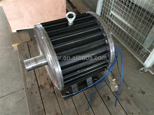 30kw permanent magnet motor for wind power generator buy for Permanent magnet motor generator sale