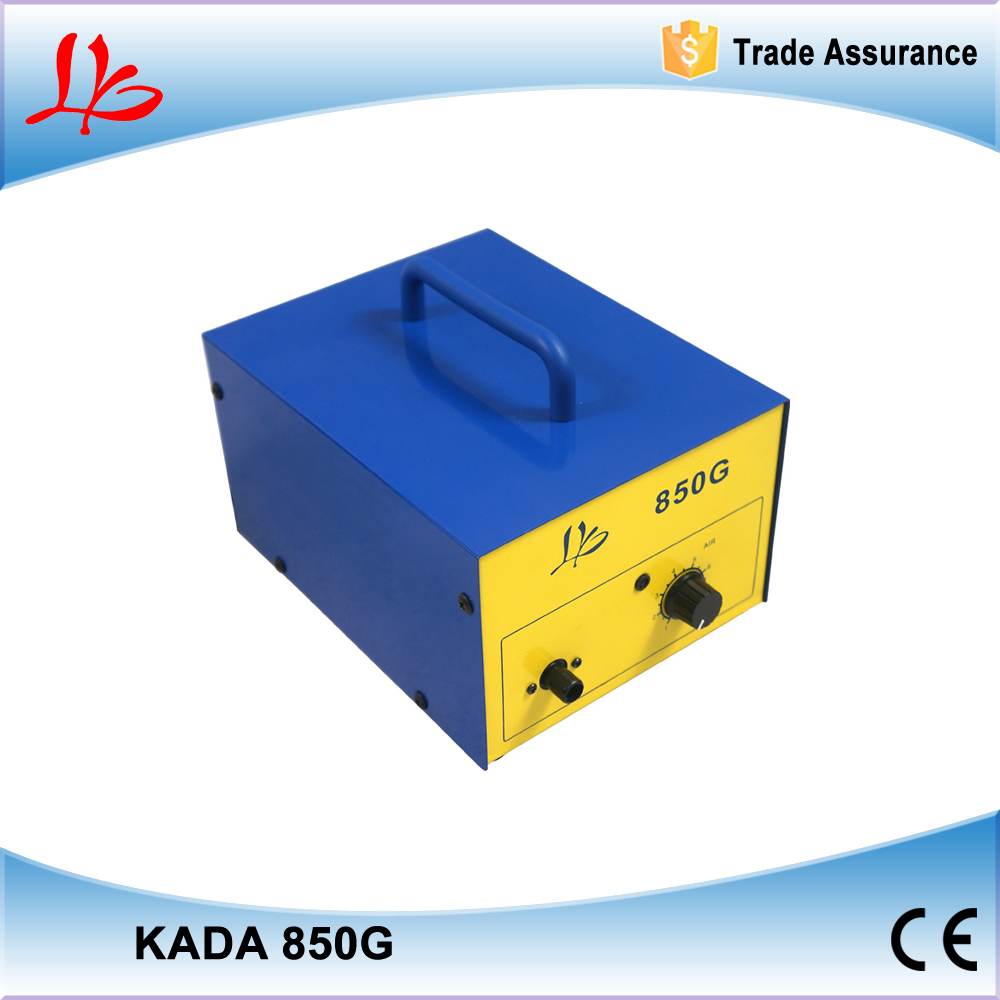 New product KADA 850G natural air flow gun,good quality