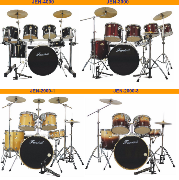 Tianjin Drum Set