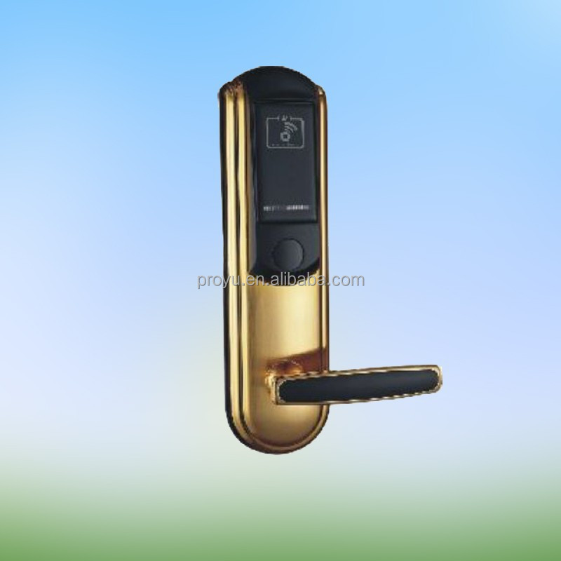 2015 innovative product hotel lock with rfid card