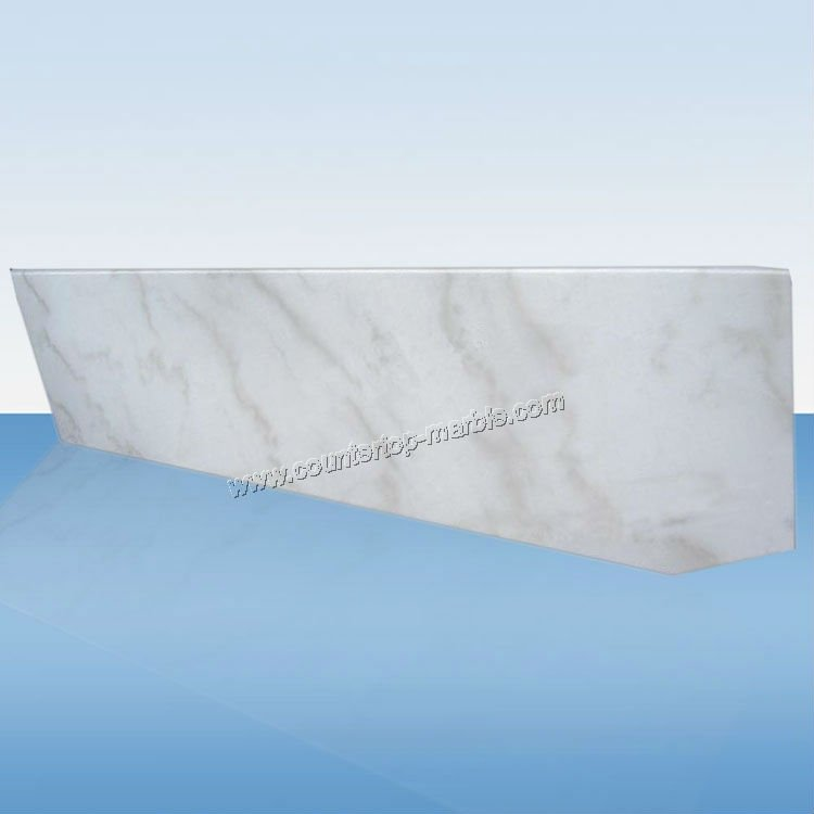 Guangxi White kitchen sink countertop