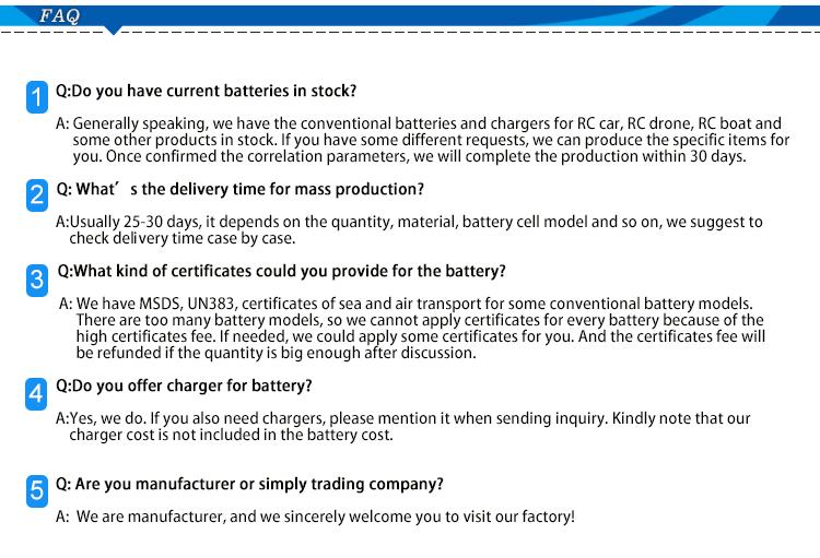 Batteria ai polimeri di litio 3.7 v 800 mah ad alta capacità agli ioni di litio rifornimento della fabbrica di shenzhen lipo batteria 902540