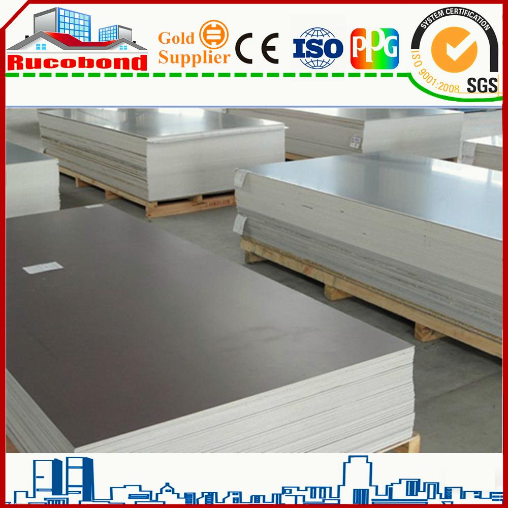 Chine usine mise au point sur aluminium panneau composite - Panneau composite aluminium ...