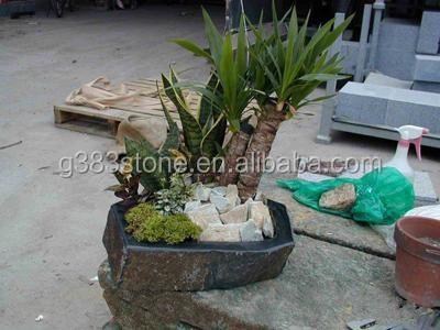 Vendita calda per esterni di grandi dimensioni in pietra for Grandi vasi da giardino