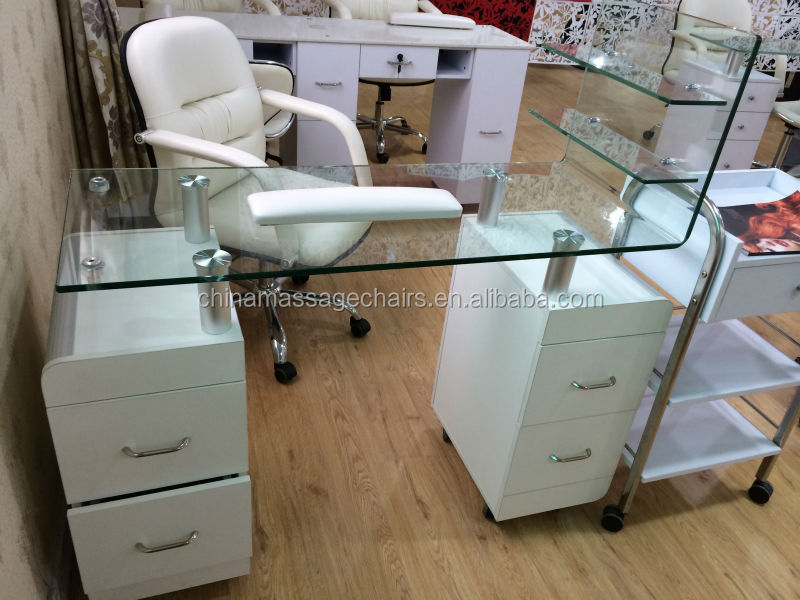 Healthtec salon furniture manicure tables for sale buy for Salon sofa for sale