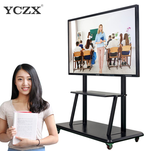 Multi Infrared red touch screen monitor all in one PC for School Education Equipment