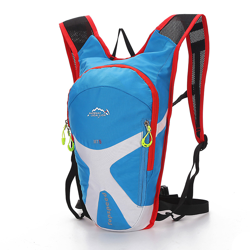Wholesale Customize Waterproof Outdoor Cycling reflective Hydration Backpack