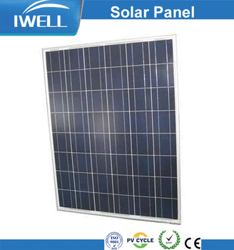IWELL SPP60W 60W Polycrystalline solar panels wall mount for home