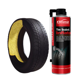 FIX A FLAT vehicle green spray portable anti rust tire sealant car puncture repair kit