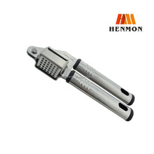 HM-ZJ066 good quality stainless steel industrial garlic press
