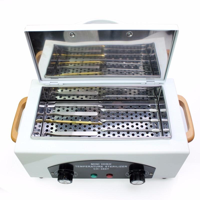Dry Heat Mini High Temperature Sterilizer Ch 360 Sanitizing Box Buy Sanitizing Box Dry Heat