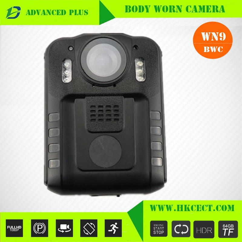 Police Camera Action Camera Encryption G-sensor IP68 waterproof Body Worn Video Recorder Body Worn Hidden Camera