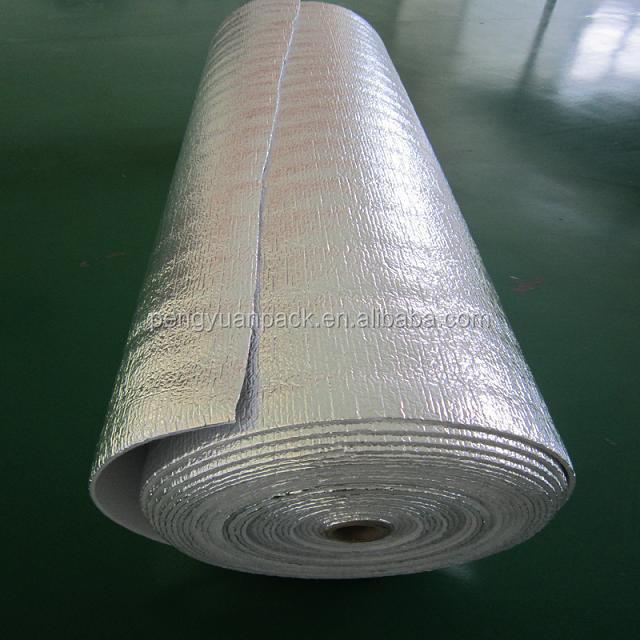 Aluminium Foil Epe Foam Insulation Aluminum Under The Laminate Floor