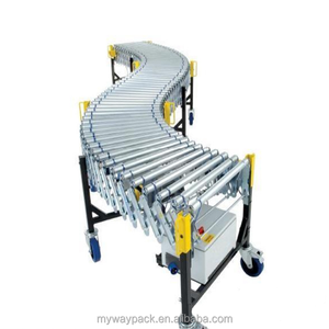 Aluminum Type Mini Antistatic Flat Belt Conveyor