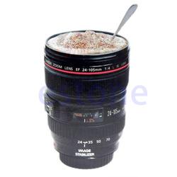 Кружка для кофе в форме объектива