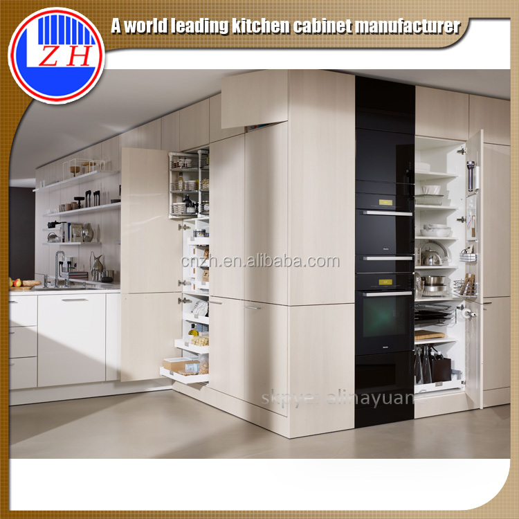 Zhihua Alta Carta Lucida Armadio Da Cucina Moderna Lacca Dispensa Design  Per Mobili Da Cucina - Buy Dal Design Moderno Cucina Armadio,Alta Carta ...