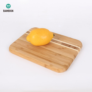 good looking mini bamboo cutting board