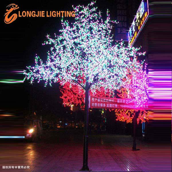 White High Brightness Led Tree