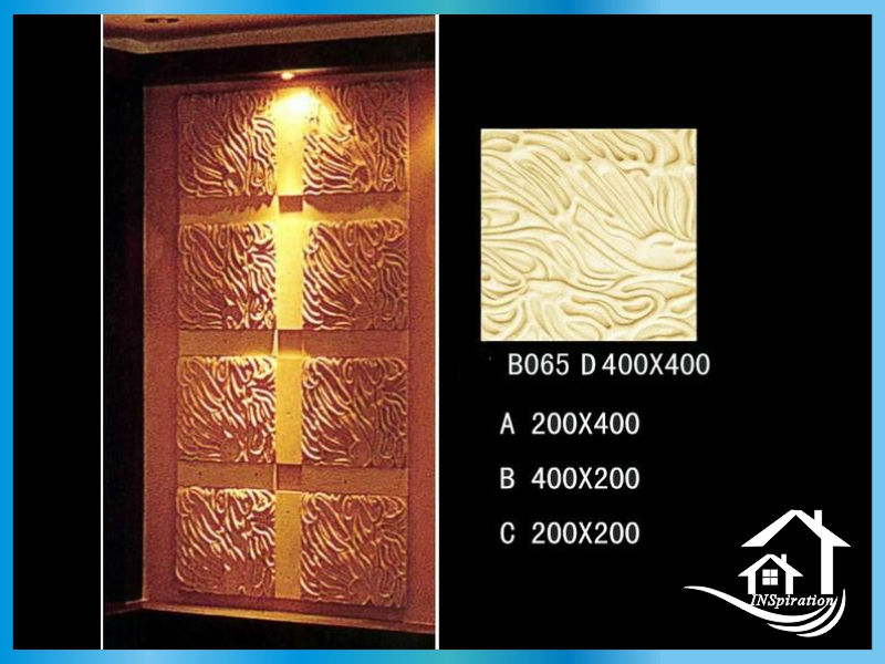 Art Relief Stone Texture 3d Wall Cladding