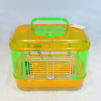 pet accessory China Supplier plastic hamster cage