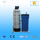 6000L/hour single tank water softener system for hardness removal