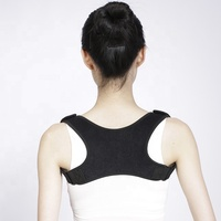 Posture Corrector for Women Men Adjustable Back Posture Corrector Clavicle Support Brace Upper Back Brace Posture Corrector