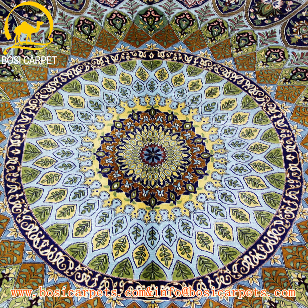 4.5x6.5ft handgemaakte zijden tapijt kashmir tapijt prijzen ...