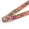 rhinestone beaded trim hot-fix rhinestone trims rhinestone iron on transfer