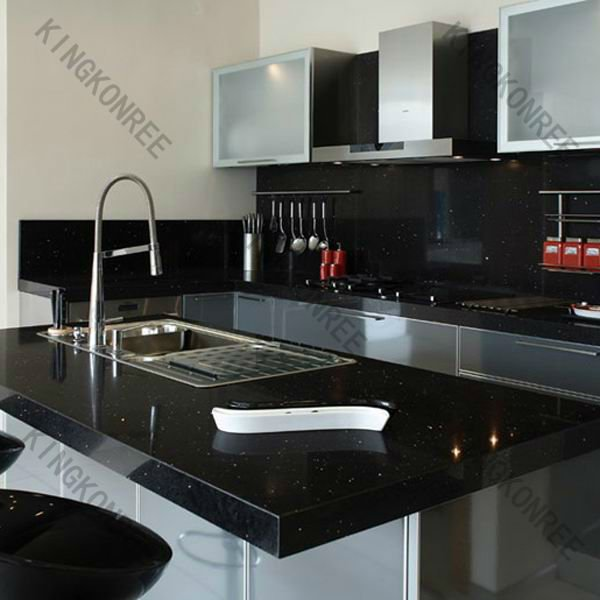hot pure black marble kitchen counter tops on sale - buy