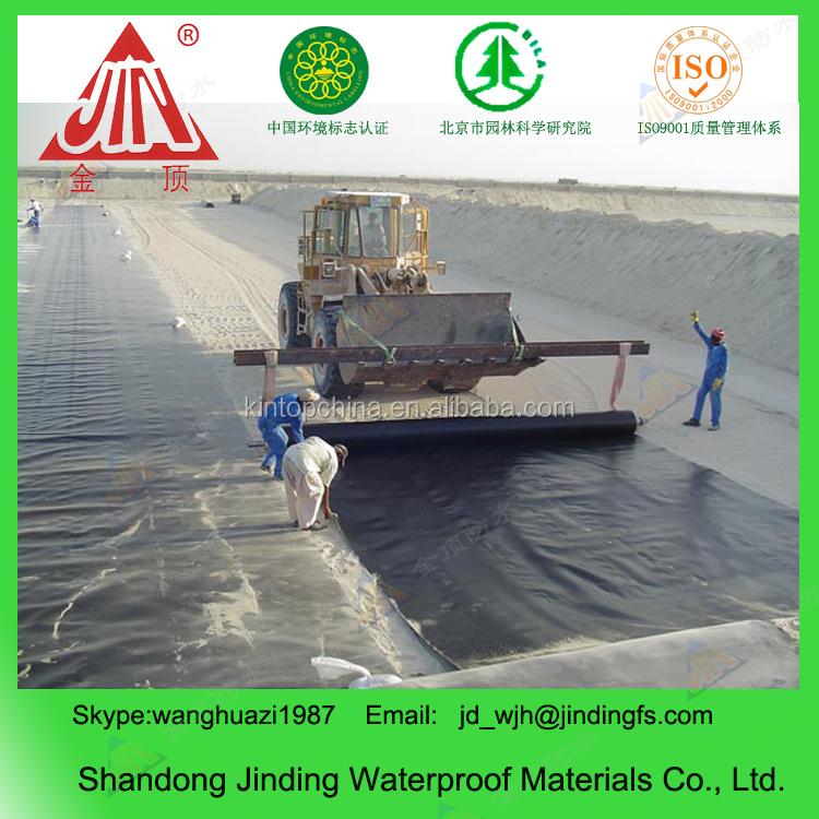 Revestimiento de geomembrana hdpe hoja para los tanques de for Tanques para peces geomembrana