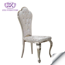 Master home furniture metal dining chair for event