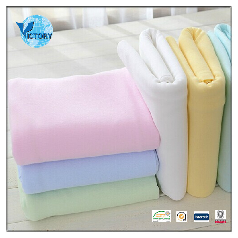 2018 Popular Short 100% Cotton Polyester Collar Tubular Ottoman 1x1 2x2 Rib Knitted Fabric