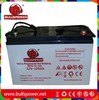 solar gel battery 12v 200ah 24v gel battery power king battery 12v 100ah BPG12-100