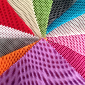 sandwich air mesh fabrics 3D spacer fabric Air layer mesh