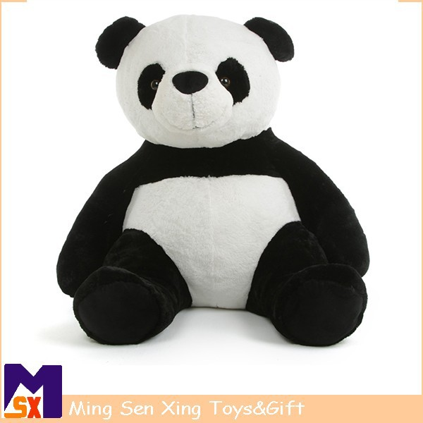 giant alibaba de china juguetes de peluche panda de. Black Bedroom Furniture Sets. Home Design Ideas