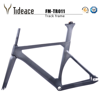 2017 China 700c New Design Track Bike Carbon Fixed Gear Bike Frame ...