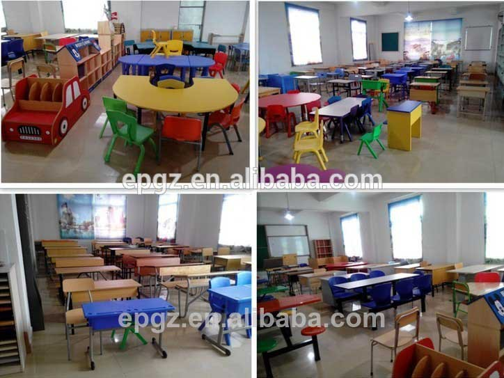School Computer Laboratory Desk Computer Table Furniture