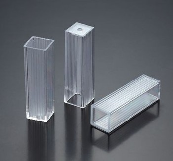 Lab 10mm Path Length Cuvette With Two Optical Windows - Buy 10mm Path  Length Cuvette,Cuvette With Two Optical Windows,Lab Cuvette Product on