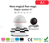 2016New Arrival OEM design Stereo Good Sound Ball speaker True Wireless Bluetooth Speaker For Cell Phone Led Light Round speaker