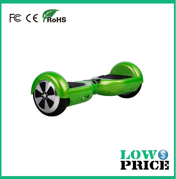 Discount Goods Green Bluetooth Self Balancing Scooter Hoverboard Swegway Style