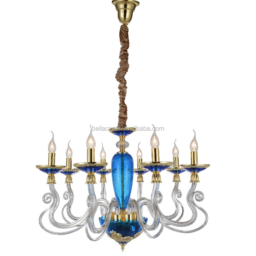Blue Chandelier, Blue Chandelier Suppliers and Manufacturers at ...
