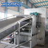 DWC mesh belt dryer for vegetable dryer