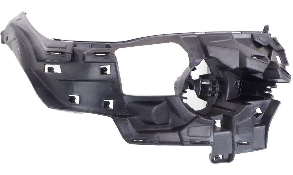 Evan-Fischer EVA185122215106 Bumper Filler for 2014-2015 BMW X5 Primed Front Right Side Replaces Partslink# BM1089102